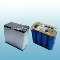 Rechargeable LiFePo4 Battery 12v 20Ah with BMS and matched charger