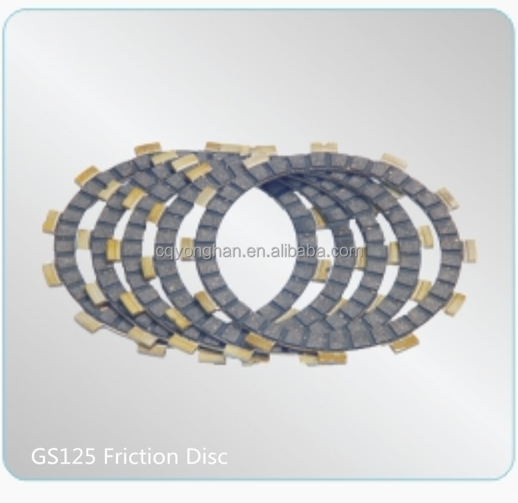 GS125 Friction Disc Motorcycle Spare Parts Factory Direct Sale