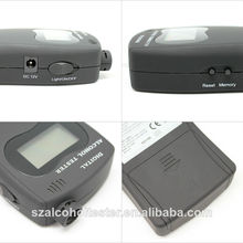 Excellent Quality Breathalyzer, Advanced Flat Surfaced Alcohol Sensor, Quick Response and Resume Alcohol Tester AT570