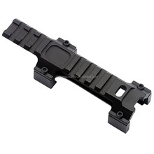 MP5 G3 Series Rail Bracket Clip Bracket With 20mm Picatinny Weaver Rail Laser Scope Mounts Claw For Hunting