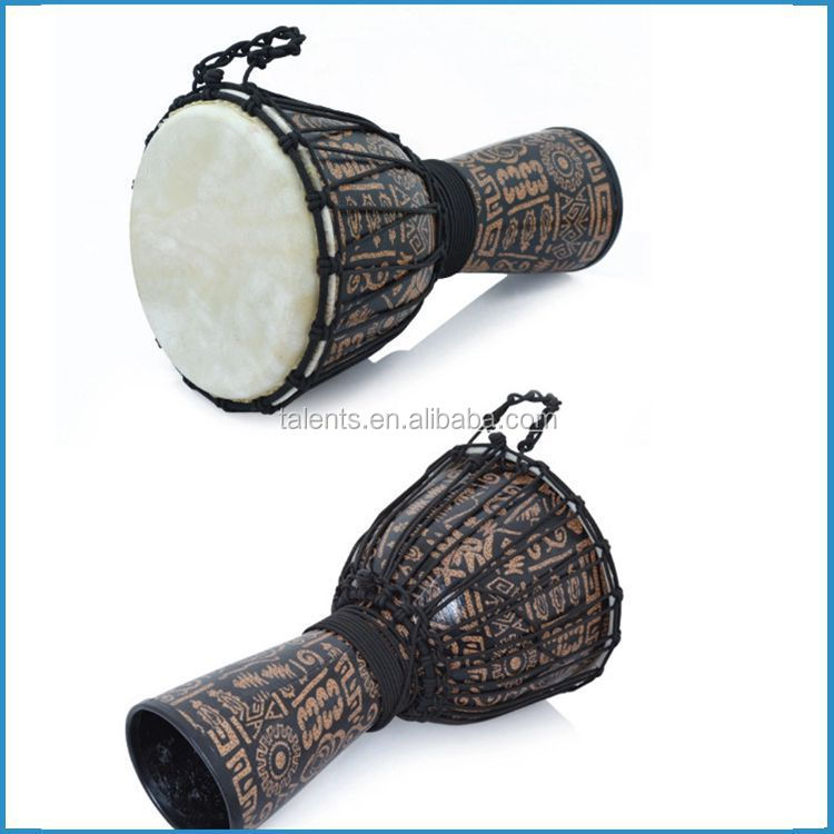 rope African drum/FRP djembe/Latin drum