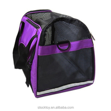 Small order Breathable dog cat waterproof Fashionable dog carrier backpack pet travel carrier