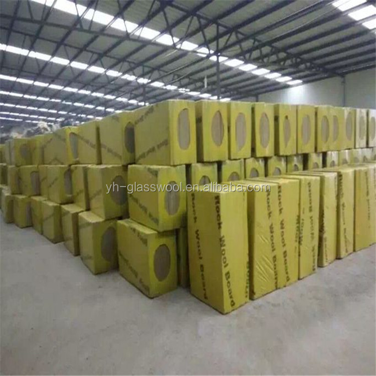 Rock Wool Thermal Insulation / refrigerator vacuum insulation panel
