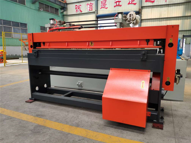16KVA metal sheet cutting machine company