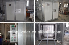 Industrial Wholesale electric Powder Coating Batch Oven