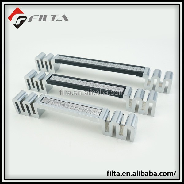 Die-casting Aluminum Furniture Cabinet Handle for Sale