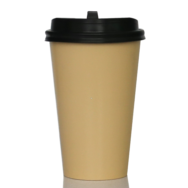 22oz to go coffee cups with lids from Disposable Paper Coffee Cup China Factory