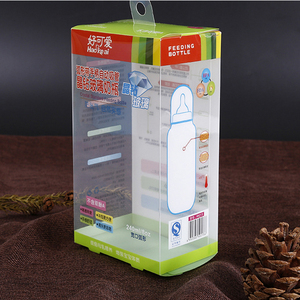 Hot environmental ideas through glass bottle PP plastic boxes in infants