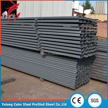 square c-channel steel