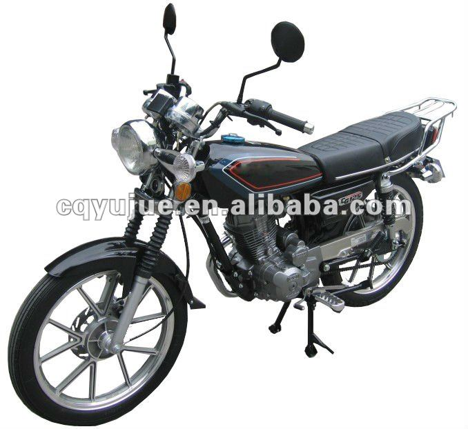 upgrade cg 125 street motorcycle