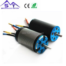 DC motor 3650/4Pole sensorless brushless motor combo ESC for 1:10 Scale RC motor