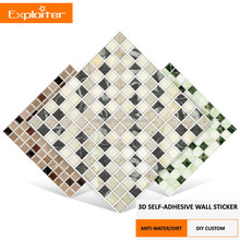 Chinese supplier high quality self adhesive epoxy wallapaper ceramic wall tiles