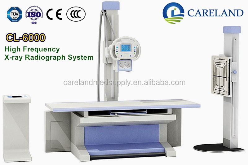 500mA Medical x-ray machine CL-6000 CE marked