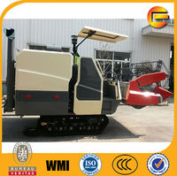 function of rice harvester combine harvest machine for harvesting wheat rice soybean