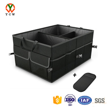premium durable car cargo storage bag quality foldable auto trunk organizer