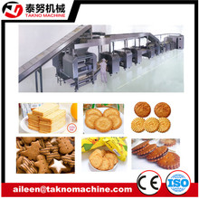Complete Automatic Biscuit equipment