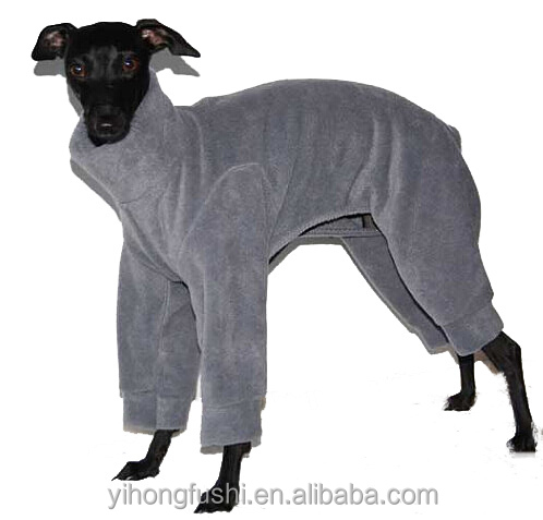 Pet Dog Greyhound Coat Wholesale Plain Big Dog T-shirts China Supplier Pet Articles