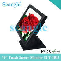 OEM oled touch screen LCD display for POS display in store