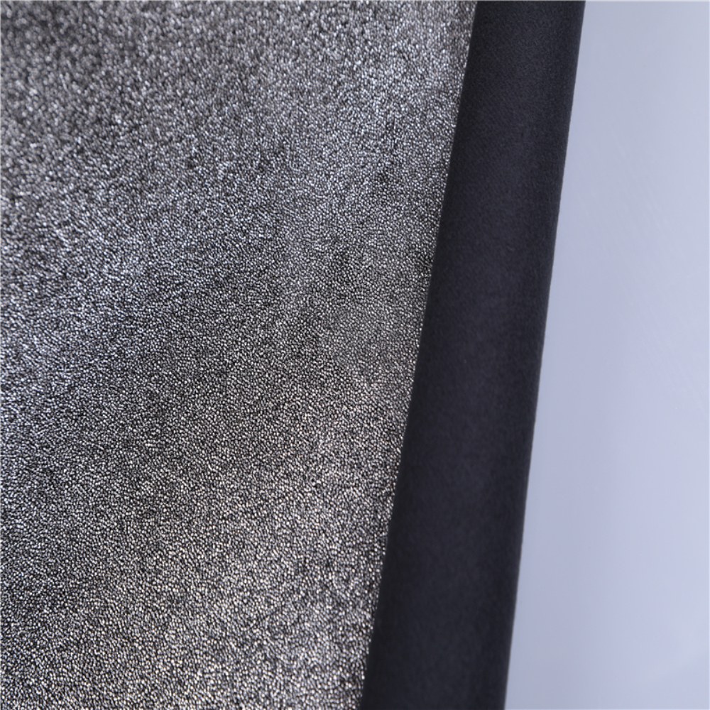 Best Selling Workable Price PU bonded leather for bags and sofa