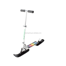 Child Pro Snow Kick Ski Scooter For Sale