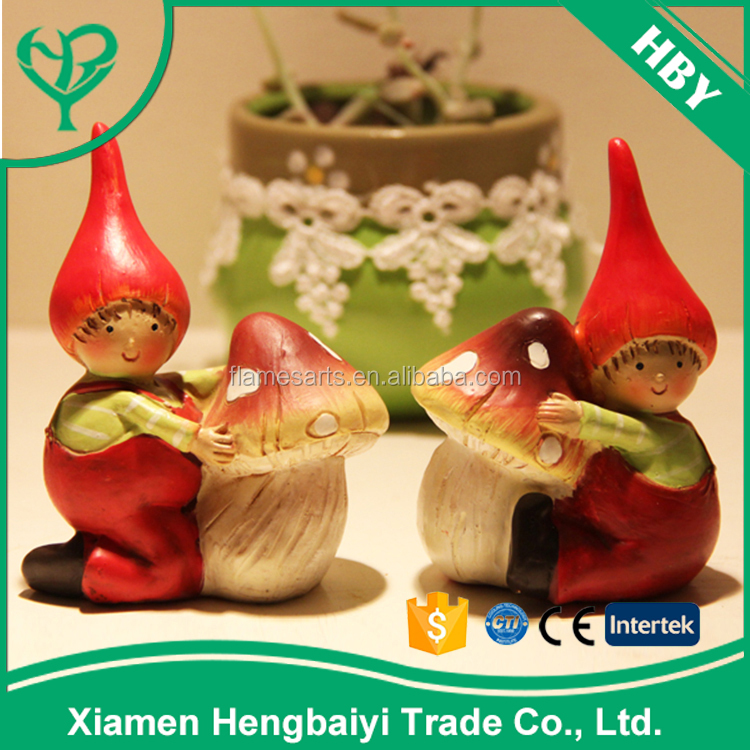 Craft Supplier Promotional Polyresin Figurine Custom Resin Statue