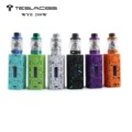 Two 18650 Batteries Teslacigs Vape Box Mod WYE 200W Kit with tallica mini tank