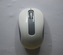 Custom LOGO 2.4G Optical Mobile Wireless Mouse USB Receiver Ergonomic Mouse 1200DPI 3 Buttons Computer Mice NGD0833