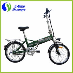 20 inch 36V 250W folding electric bike
