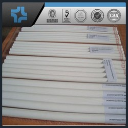 free Sample natural white or as per requirement teflon ptfe rod bar