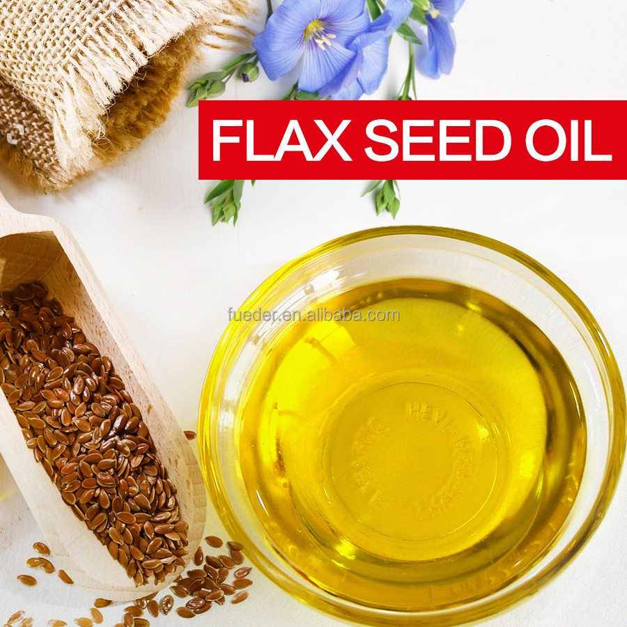 High Quality Factory Price Bulk Flax Seed Oil Flaxseed oil high pet product