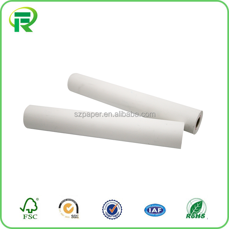 High quality machine grade thermal fax paper rolls