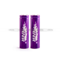 High quality 18500 battery Efest 18500 1000mah battery purple Efest battery