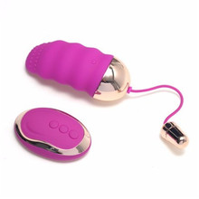 Amazon hot sale waterproof remote wireless vibrating pussy bullet eggs for female pussy
