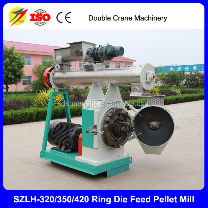 high quality automatic animal poultry chicken feed pellet making machine price