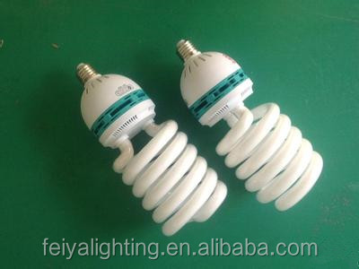 9w E27 compact fluorescent lamp CFL energy saving lamps
