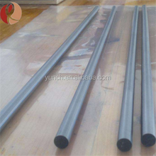 tungsten slender rod for electric contact points