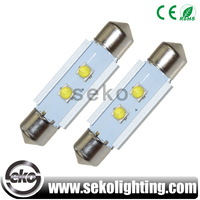 12v 39mm led festoon lighting