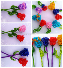 High Quality Glass Beads Decoration Crystal Beads