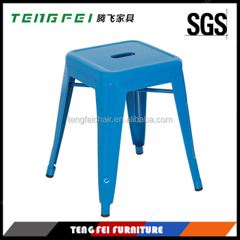 Metal chair/different height/various color to choose