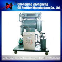 Insulating Oil Purification/Transformer Oil Regeneration Plant/Dielectric Oil Dehydration ZY-50