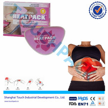 reusable heat packs Instant back therapy heat pack for body therapy