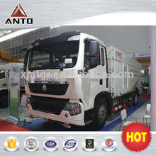 hot sale howo 210hp 4*2 road cleaning vehicle for sale