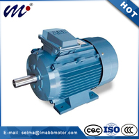 ABB Reversible Induction AC Motor, IE2, 3 Phase, 2.2kW, 6 Pole