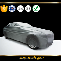 UV protection silver color car covers PEVA cotton waterproof