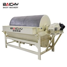 Magnetic Drum Separator/ Wet Magnetic Separator
