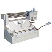 our company want distributor paperback book binder machine perfect bookbinding machine s clamp perfect book binding machine