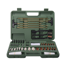 tactical cased gun cleaning kit for gunsmith
