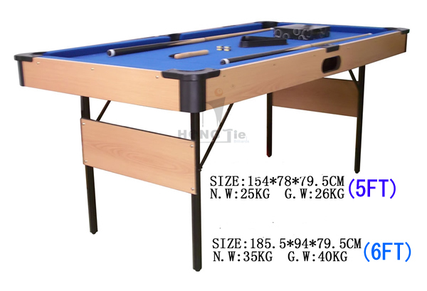 Classic Sport Mdf Pool Table Children 6ft Pool Table   Buy 6ft Pool Table,Mdf  Pool Table,Classic Sport Pool Table Product On Alibaba.com