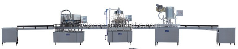 hot sale La-F2000 5 gallon bottle washer machine with video