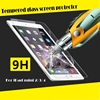 2015 New Ultra Clear Anti-Shock 0.33mm 9H Hardness 2.5D Premium tempered glass screen protector for iPad mini 3
